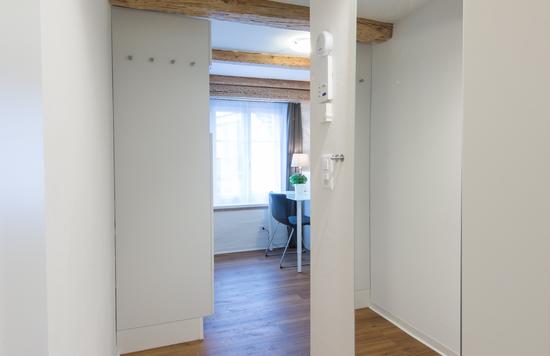 Aparthotel Ferrari Die Zimmer, Studios Und Ein-Zimmer-Wohnungen